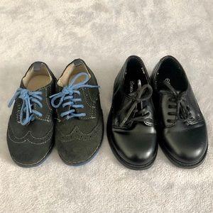 Baby boy dress shoes size 7